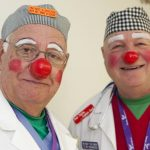 Smiling DR Clowns